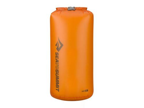 saco bolsa estanque ultra-sil nano sea to summit 20l laranja