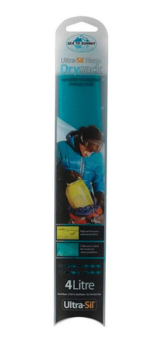saco bolsa estanque ultra-sil nano sea to summit 4l azul