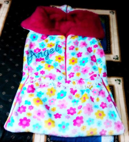 saco bolsito bolso bebé dormir delicado hermoso facil manejo