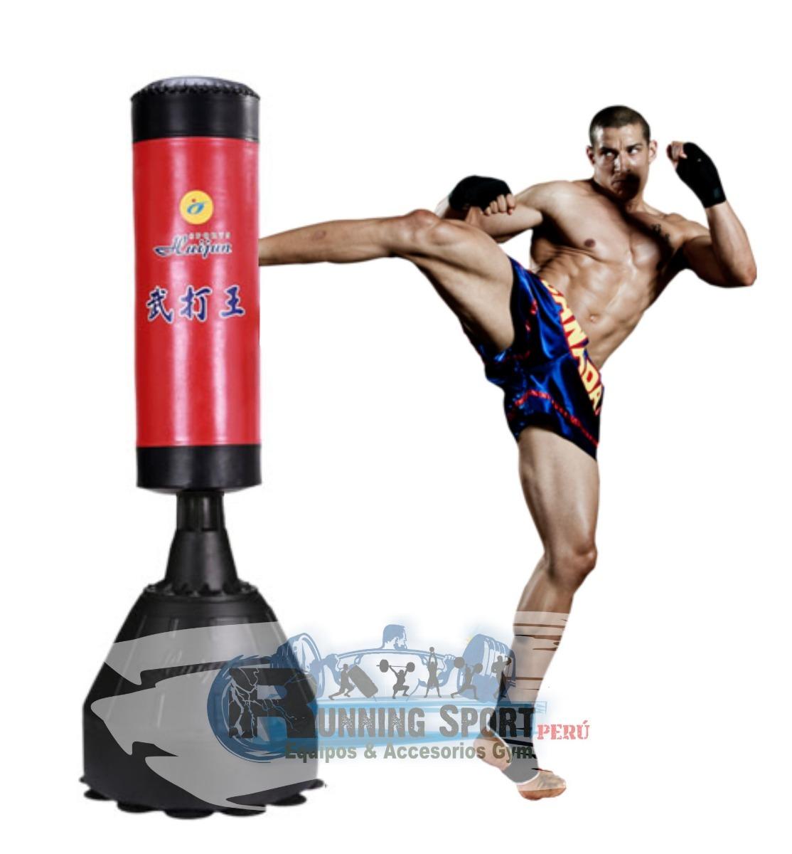 5c3c91e74 Saco Box Piso Importado Muay Thai Boxeo Tae Kwon Do Karate - S/ 450 ...
