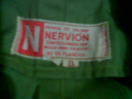 saco chaqueta nervion gastronomico xl