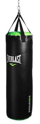 saco de boxeo artes marciales everlast cardioblast verde