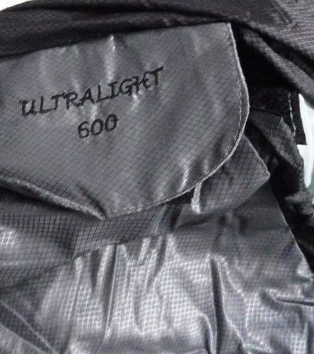 saco de dormir acadia ulight 600 resistente al agua original