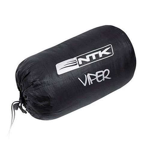 saco de dormir capuz impermeável viper ntk protege frio 12°