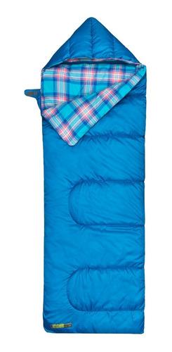 saco de dormir cirus azul/marina doite