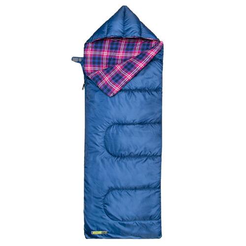 saco de dormir cirus azul/morado doite