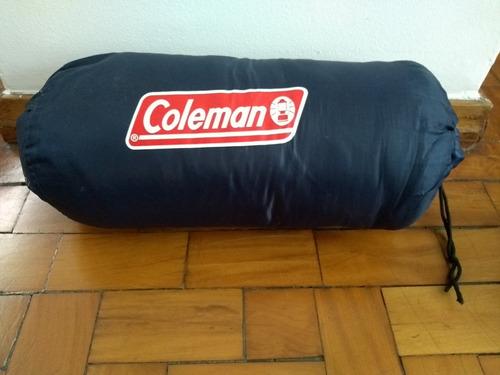 saco de dormir coleman