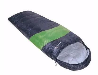 saco de dormir com capus viper 5ºc a 12ºc nautika + sacola