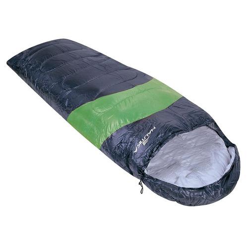 saco de dormir com capuz 5ºc á 12ºc viper - nautika + sacola