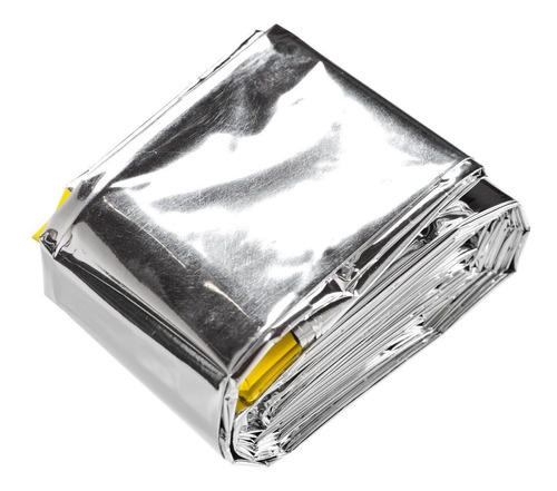 saco de dormir de emergência em alumínio guepardo