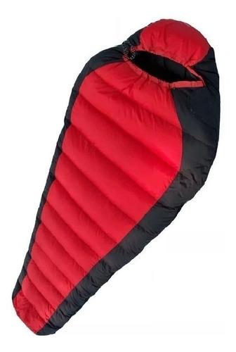 saco de dormir de pluma, camping trekking -35,+20/ forcecl