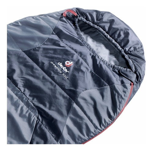 saco de dormir deuter dream lite 500 ultra-compacto top leve