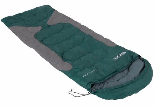 saco de dormir  freedom -1,5ºc à -3,5ºc ntk verde + isolante
