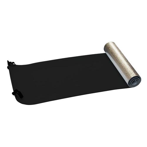 saco de dormir freedom + isolante térmico aluminizado