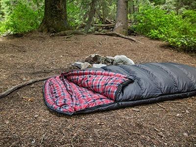 saco de dormir frio extremo (-32º) teton - oportunidade