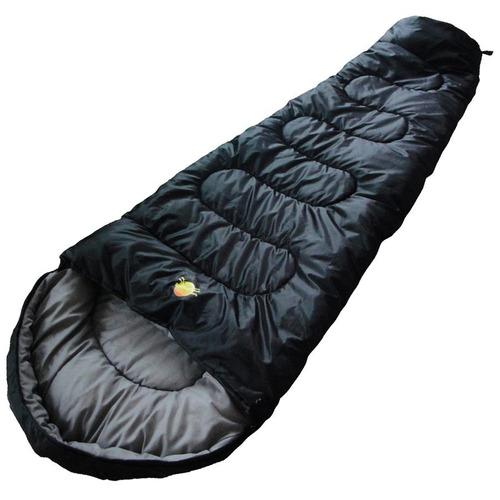 saco de dormir guepardo sa0400 tático ultralight preto