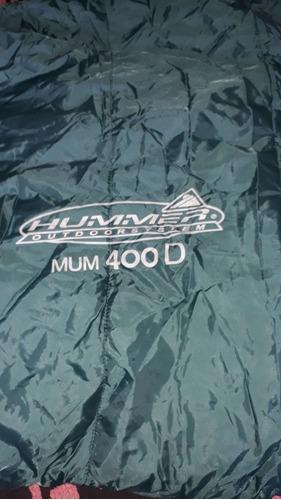 saco de dormir hummer mum400d indicado pata ate -12'graus