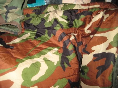 saco de dormir made in usa - camuflado 2.20 mts. impecable
