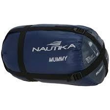 saco de dormir mummy - nautika