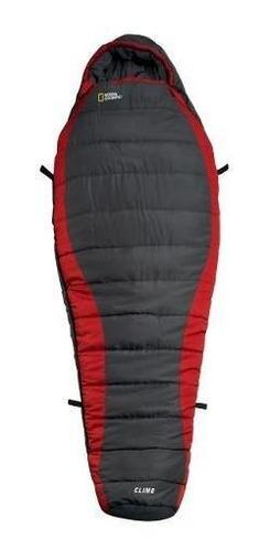 saco de dormir national geographic climb rojo - sng09