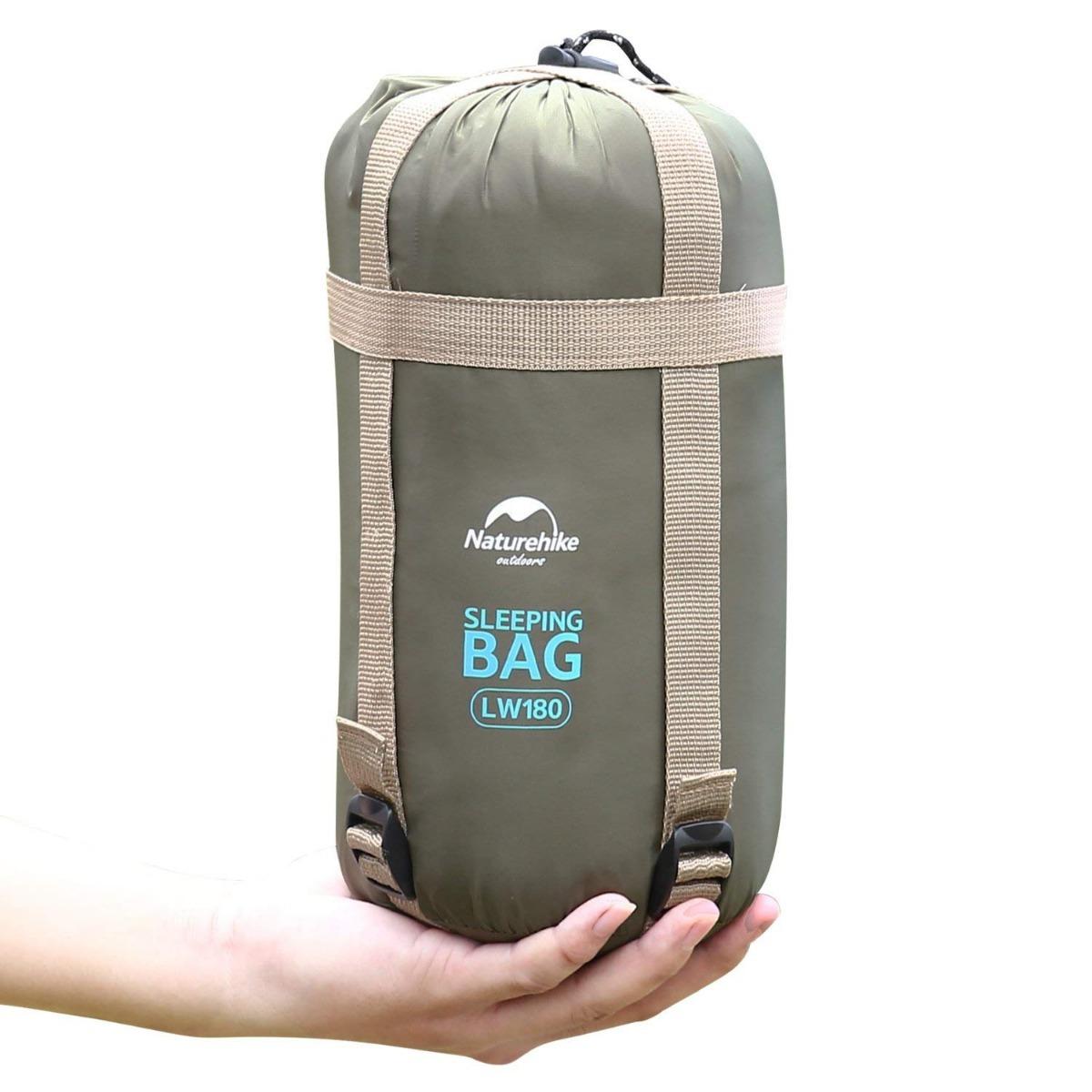dfcb6e584 saco de dormir naturehike santiago +15°c / +7° camping pesca. Carregando  zoom.