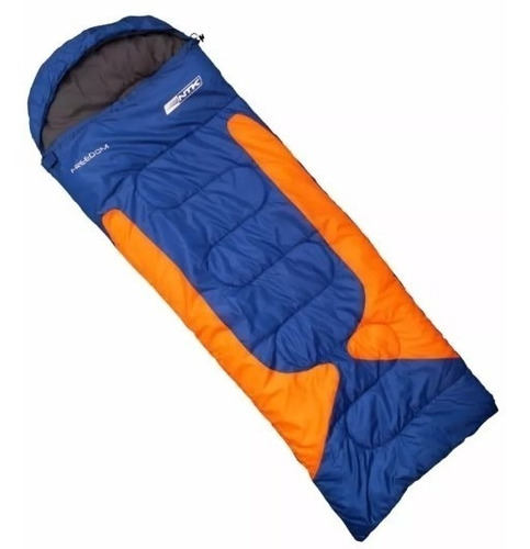saco de dormir nautika freedom -3.5°c -1.5°c grados /forcecl