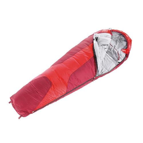 saco de dormir orbit 0 vermelho