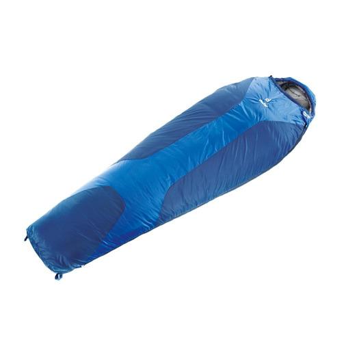 saco de dormir orbit +5 azul
