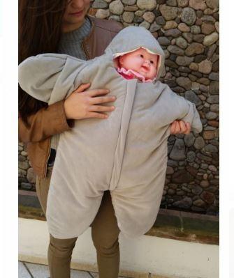 saco de dormir para bebé estrella de mar colcha g1