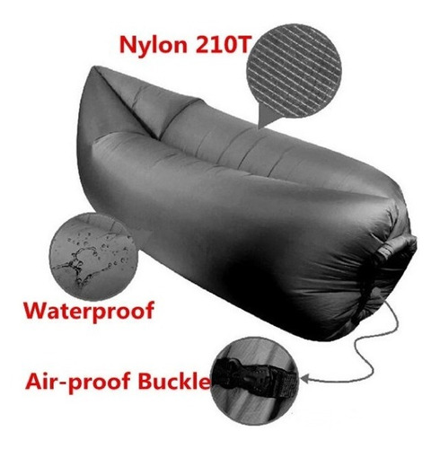 saco de dormir sofá preguiçoso inflável tipo laybag kaisr