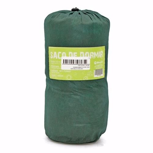 saco de dormir solteiro 192x75 cm