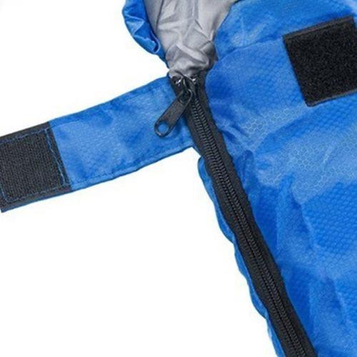 saco de dormir térmico casal nautika kuple impermeável duplo