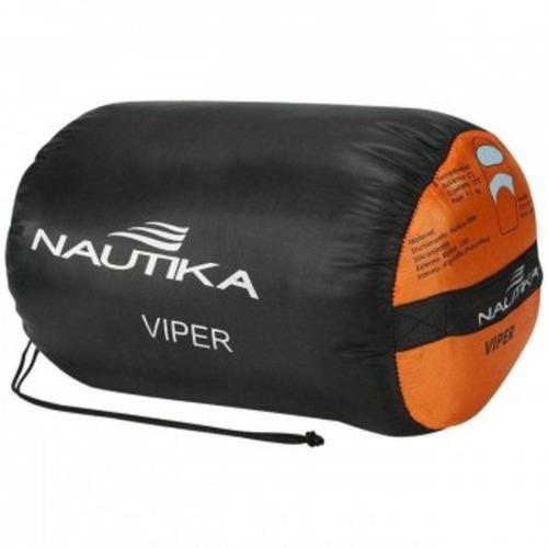saco de dormir tipo envelope viper 5 c a 12 c nauti