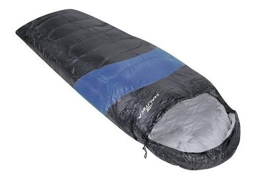 saco de dormir viper azul +isolante + travesseiro nauitka