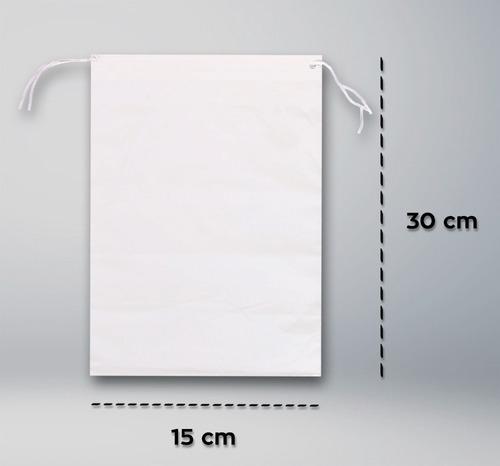saco de enjôo (saco de vomito) 15cm x 30 cm (100 und)