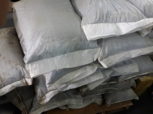 saco de oxido de aluminio