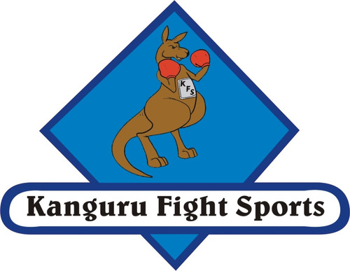 saco de pancada 1,1m kanguru fight sports