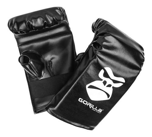 saco de pancada 160 cm + 2 luvas bate-saco - gorilla