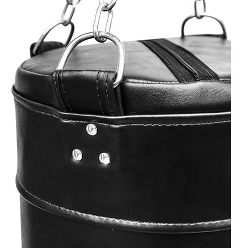 saco de pancada 180 cm + 02 pares de luva + suporte gorilla