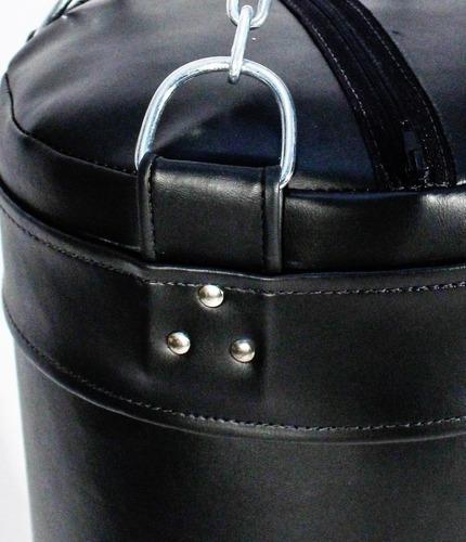 saco de pancada kit completo: luva + saco + suporte parede!
