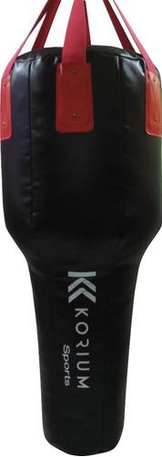 saco de pancada uppercut korium 96x120 + brinde