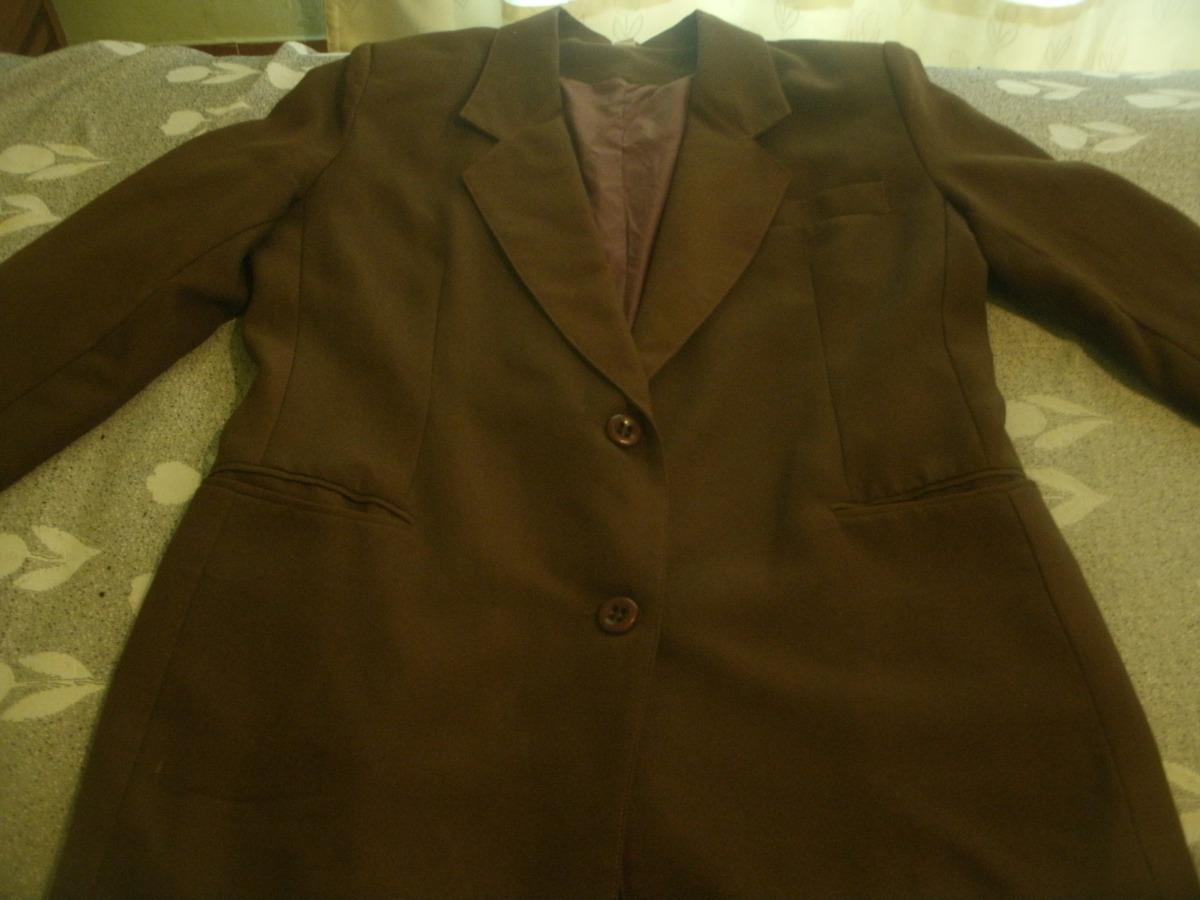 saco de vestir de dama marron. Cargando zoom. c3eeb08e5a6f