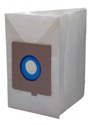 saco descartável aspirador arno zelio - 9 sacos