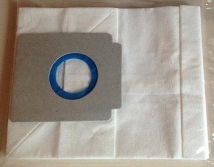 saco descartável aspirador electrolux neo - kit com 9 sacos