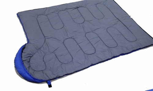 saco dormir 220x70cm trekking camping impermeable grueso