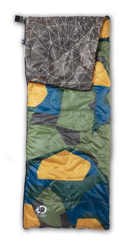 saco dormir 5000 confort -5º a 12º camuflado