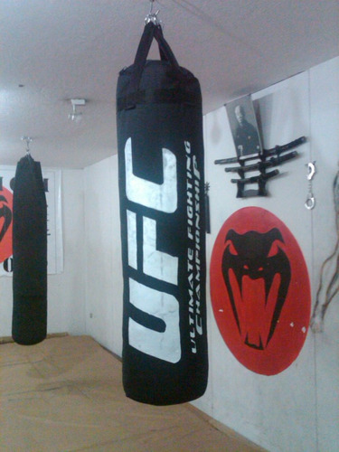 saco e box- muay thai- kick boxing- mma