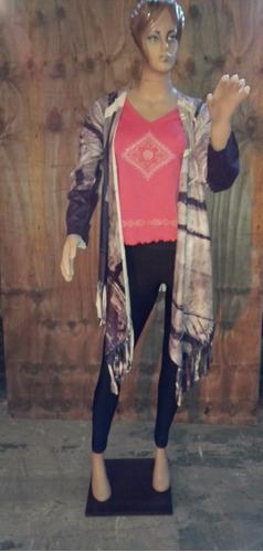 saco gamuza sintética - wapa´s moda y accesorios