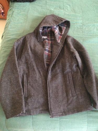 saco lana para dama talla 38/40