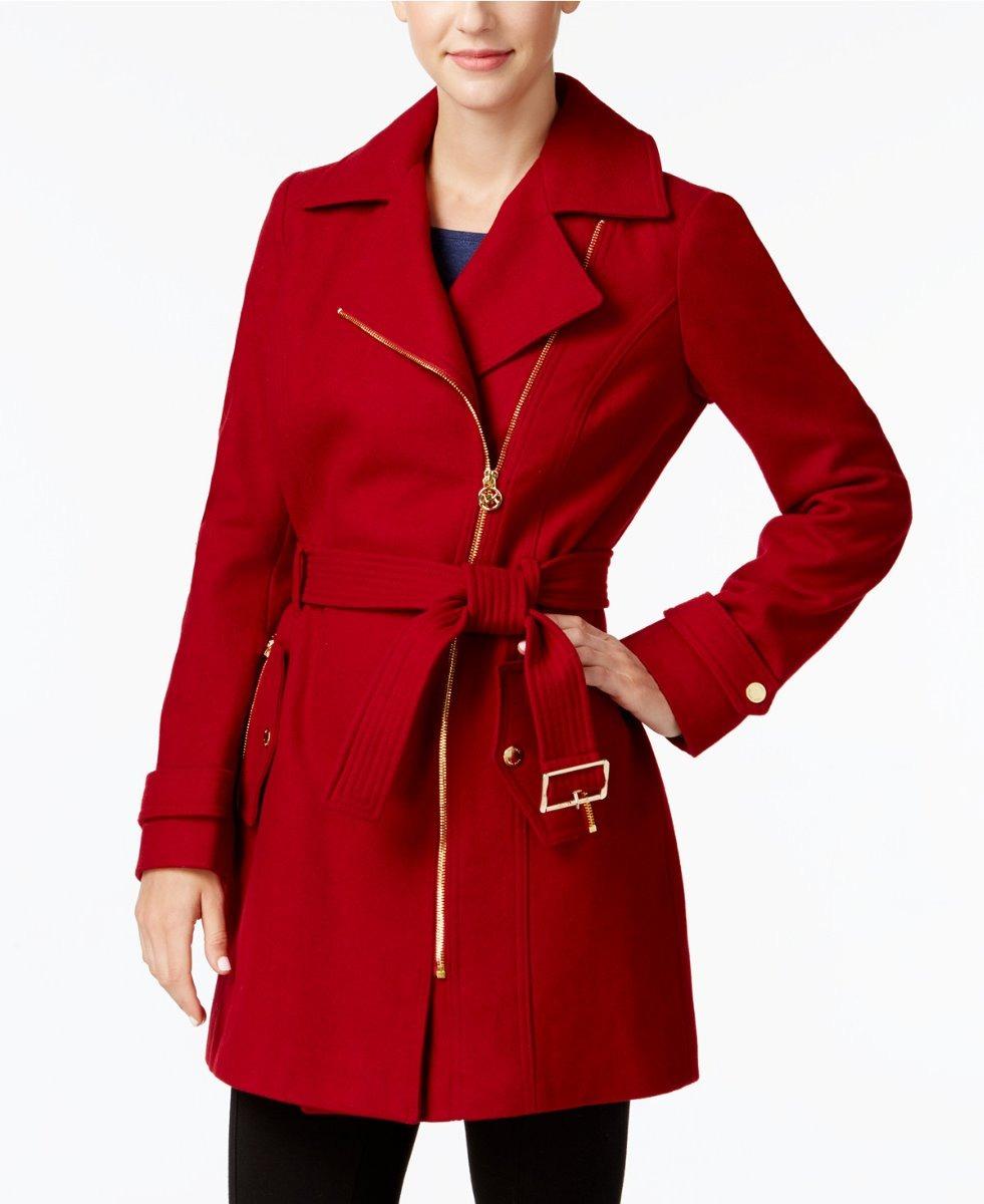 Saco Michael Kors Para Dama-mujer-abrigo-original -   4 74200ef13210